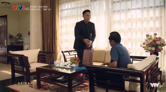 'Sinh tử' tập 52: Trong khi Quỳnh Nga đang lo sợ Việt Anh 'lấy mạng' thì Thanh Hương lại quyết chống đối tới cùng 3