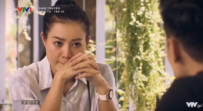 'Sinh tử' tập 52: Trong khi Quỳnh Nga đang lo sợ Việt Anh 'lấy mạng' thì Thanh Hương lại quyết chống đối tới cùng 2