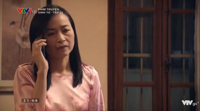 'Sinh tử' tập 52: Trong khi Quỳnh Nga đang lo sợ Việt Anh 'lấy mạng' thì Thanh Hương lại quyết chống đối tới cùng 8