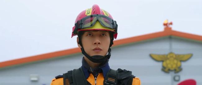 Park Hae Jin siêu đẹp trai khi làm lính cứu hộ, sẽ có cảnh giải cứu 'chị đẹp' giống phim của Hyun Bin - Son Ye Jin? 1