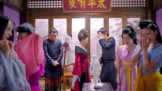 Những phim truyền hình Hoa ngữ từng gây sốt màn ảnh nhỏ với kỹ xảo '3 xu' cùng kinh phí eo hẹp 2