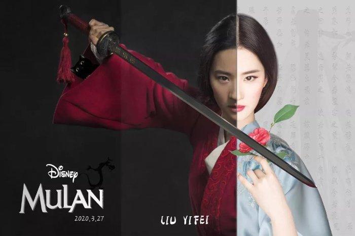 'Mulan' vẫn giữ nguyên lịch chiếu tại Mỹ, nhưng tại Trung Quốc vẫn chưa thể định ngày vì dịch bệnh hoành hành 2