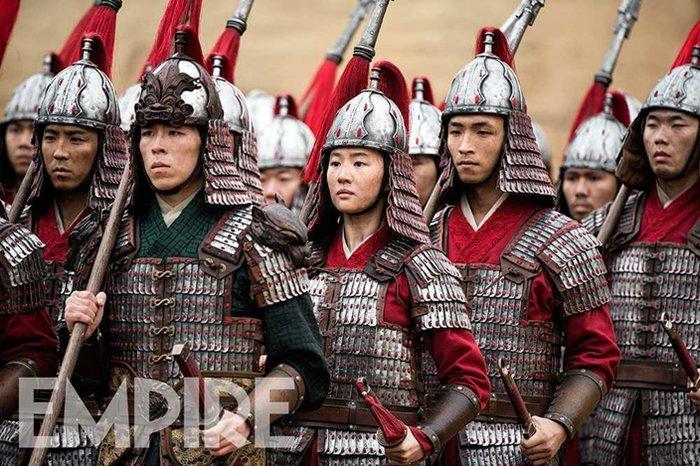 'Mulan' vẫn giữ nguyên lịch chiếu tại Mỹ, nhưng tại Trung Quốc vẫn chưa thể định ngày vì dịch bệnh hoành hành 6