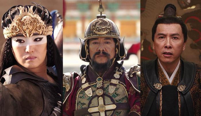 'Mulan' vẫn giữ nguyên lịch chiếu tại Mỹ, nhưng tại Trung Quốc vẫn chưa thể định ngày vì dịch bệnh hoành hành 4