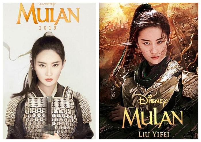 'Mulan' vẫn giữ nguyên lịch chiếu tại Mỹ, nhưng tại Trung Quốc vẫn chưa thể định ngày vì dịch bệnh hoành hành 5