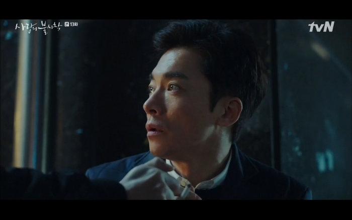 Man Bok bị Chul Kang đe dọa.