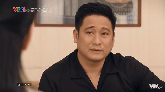 'Sinh tử' tập 60: Minh Tiệp xảo quyệt đáp trả Mạnh Trường chuyện 'chống lưng' cho Việt Anh 0