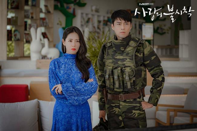 Son Ye Jin - Hyun Bin thi nhau chiếm đóng vị trí số 1 và số 2 trong top 10 diễn viên được yêu thích nhất tại Hàn Quốc.