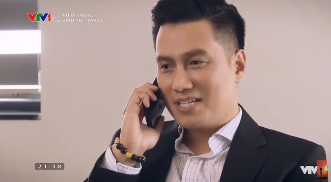'Sinh tử' tập 65: Việt Anh 'hết mình' đút lót nhưng khi sắp phải hầu tòa thì ai cũng trở mặt 5