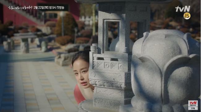 Kim Tae Hee trong phim 'Hi Bye, Mama!': Mất mạng khi vừa sinh con, làm hồn ma phá đám chuyện chồng có bồ 3