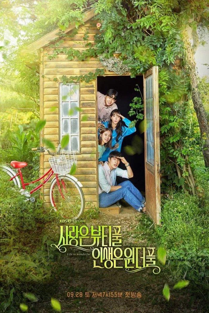 Phim củaKim Jae Young dẫn đầu đài trung ương với rating hơn 30% - Phim củaKim Tae Hee rating tăng nhẹ 1