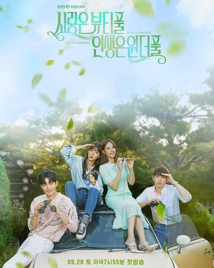Phim củaKim Jae Young dẫn đầu đài trung ương với rating hơn 30% - Phim củaKim Tae Hee rating tăng nhẹ 0