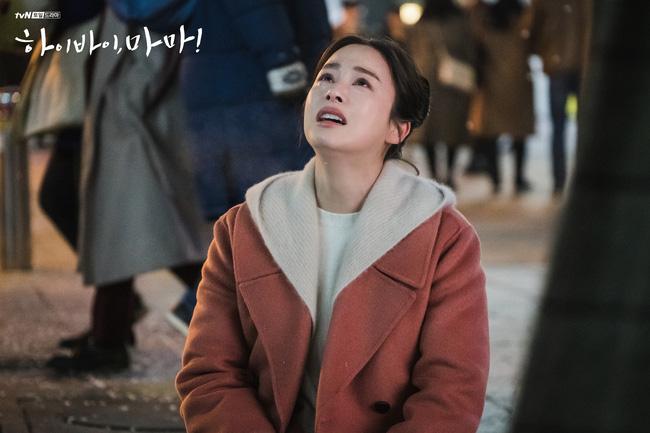 Kim Tae Hee thể hiện trọn vẹn cảm xúc khiến người xem cũng phần nào cảm nhận được sự đau buồn mà nhân vật đang nếm trải.