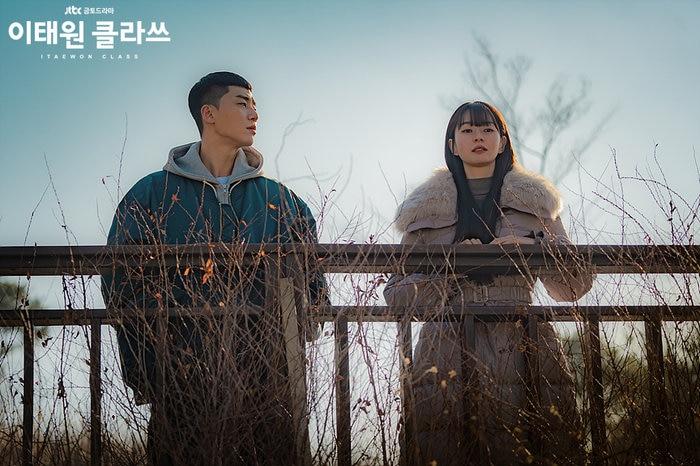 Phim 'Tầng lớp Itaewon' của Park Seo Joon và Kim Da Mi đạt kỷ lục rating mới với 14% 4