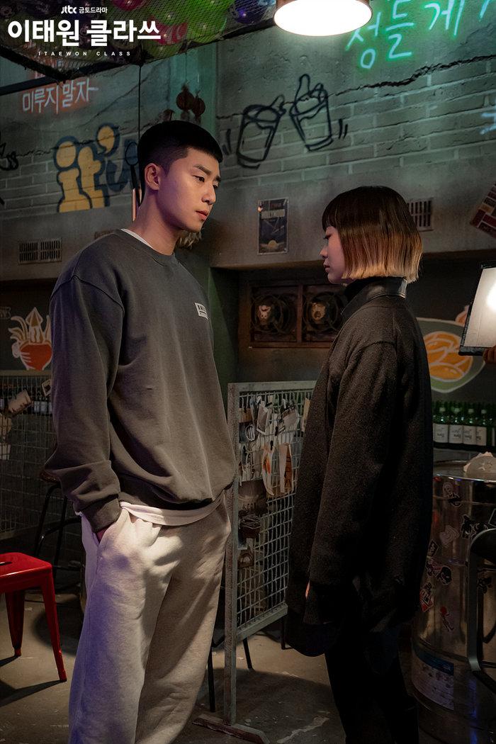 Phim 'Tầng lớp Itaewon' của Park Seo Joon và Kim Da Mi đạt kỷ lục rating mới với 14% 5