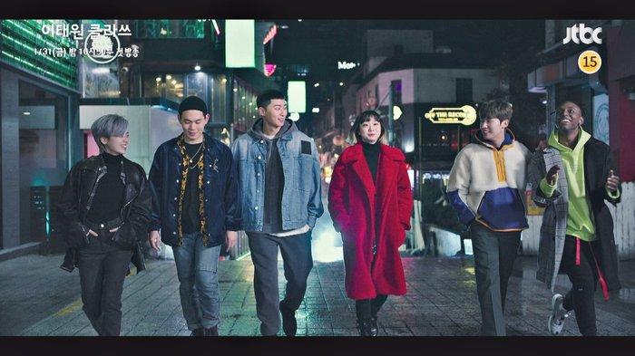 Khu phố Itaewon trong 'Tầng lớp Itaewon': Đẹp từ trong phim đến ngoài đời thực 8