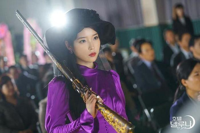 Hội chị đại mới được khai quật trên màn ảnh Hàn - bà chủ IU và trưởng phòng marketing khu Itaewon Kim Da Mi không thể thiếu 2