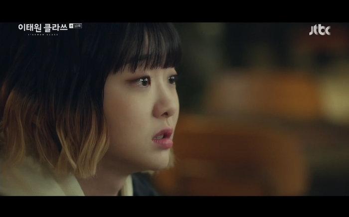Vì lật kèo mà Yi Seo bị Geun Woo rượt đánh.