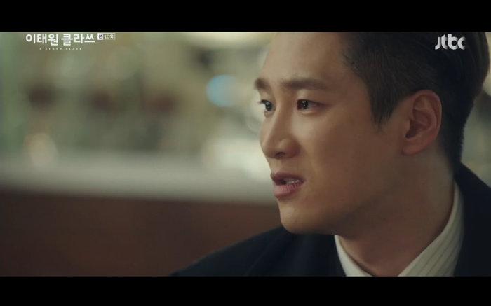 'Tầng lớp Itaewon' tập 10: Park Seo Joon khóc nức nở vì thua cuộc, Kim Da Mi bị đánh tơi tả 1