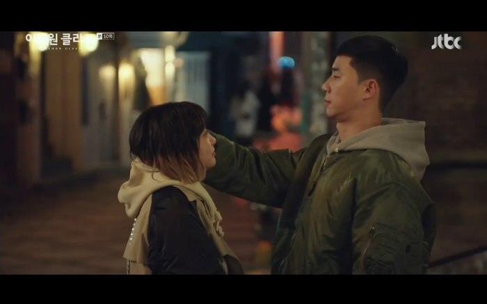 'Tầng lớp Itaewon' tập 10: Park Seo Joon khóc nức nở vì thua cuộc, Kim Da Mi bị đánh tơi tả 11