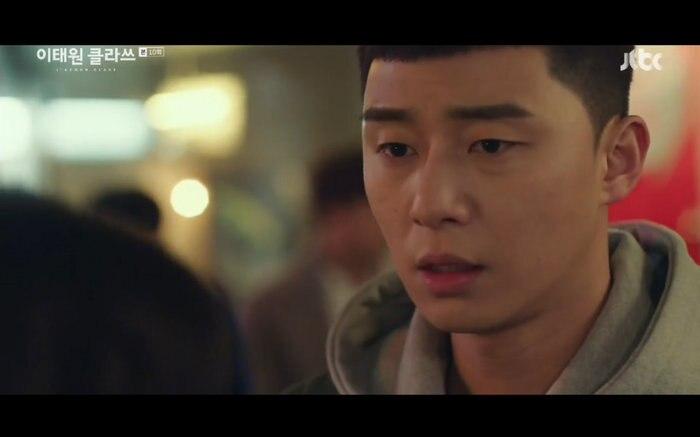 'Tầng lớp Itaewon' tập 10: Park Seo Joon khóc nức nở vì thua cuộc, Kim Da Mi bị đánh tơi tả 7