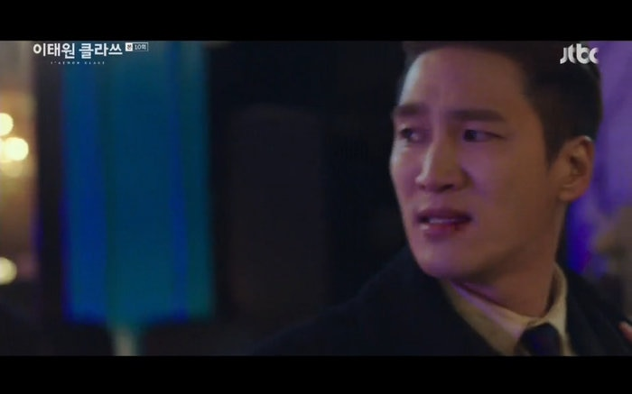 'Tầng lớp Itaewon' tập 10: Park Seo Joon khóc nức nở vì thua cuộc, Kim Da Mi bị đánh tơi tả 9