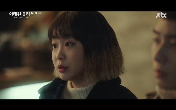 Yi Seo được Saeroyi tin tưởng cho tham gia vào tác chiến.