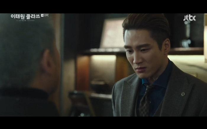 'Tầng lớp Itaewon' tập 10: Park Seo Joon khóc nức nở vì thua cuộc, Kim Da Mi bị đánh tơi tả 16