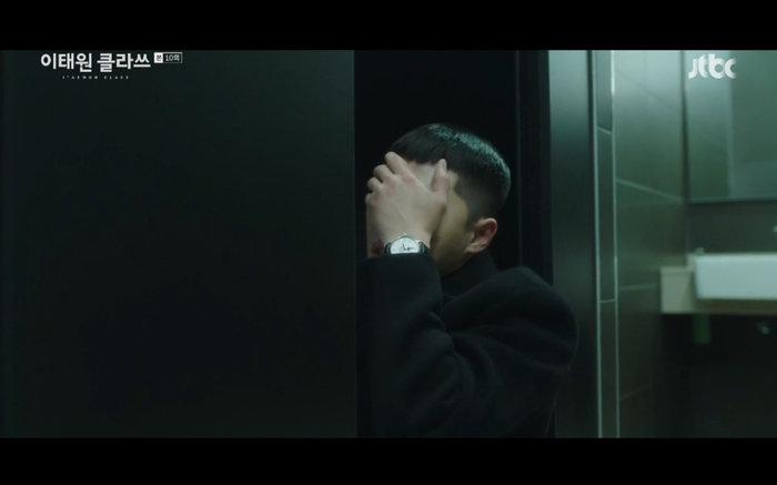 'Tầng lớp Itaewon' tập 10: Park Seo Joon khóc nức nở vì thua cuộc, Kim Da Mi bị đánh tơi tả 27