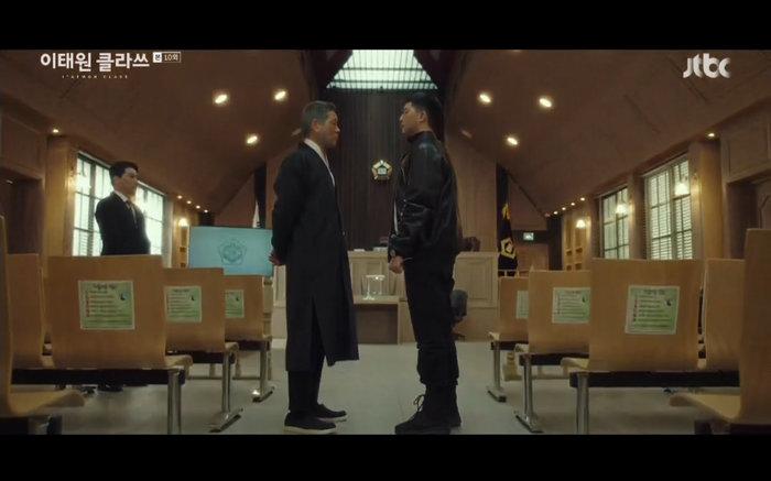 'Tầng lớp Itaewon' tập 10: Park Seo Joon khóc nức nở vì thua cuộc, Kim Da Mi bị đánh tơi tả 34