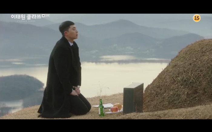 'Tầng lớp Itaewon' tập 10: Park Seo Joon khóc nức nở vì thua cuộc, Kim Da Mi bị đánh tơi tả 35