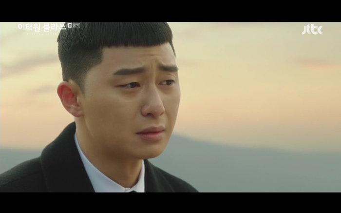 'Tầng lớp Itaewon' tập 10: Park Seo Joon khóc nức nở vì thua cuộc, Kim Da Mi bị đánh tơi tả 37