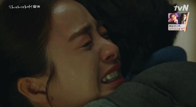 'Hi Bye, Mama': Kim Tae Hee tức giận khi thấy con gái nhỏ bị ức hiếp 1