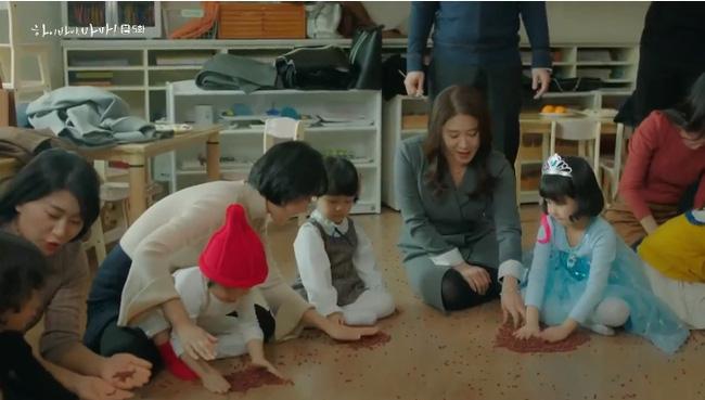 'Hi Bye, Mama': Kim Tae Hee tức giận khi thấy con gái nhỏ bị ức hiếp 2