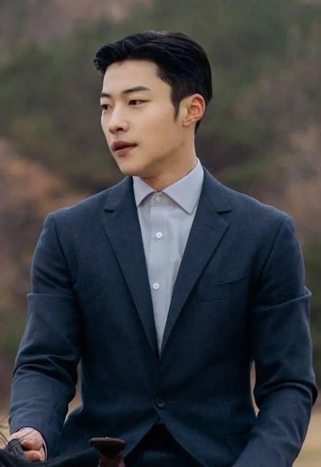 Woo Do Hwan - Đội trưởng đội cận vệ