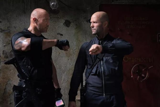The Rock - Dwayne Johnson xác nhận rằng 'Hobbs & Shaw' sẽ có phần 2 3