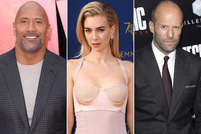 Ngoài Dwayne Johnson,Jason Statham cùng Vanessa Kirby cũng sẽ trở lại vai diễn của mình
