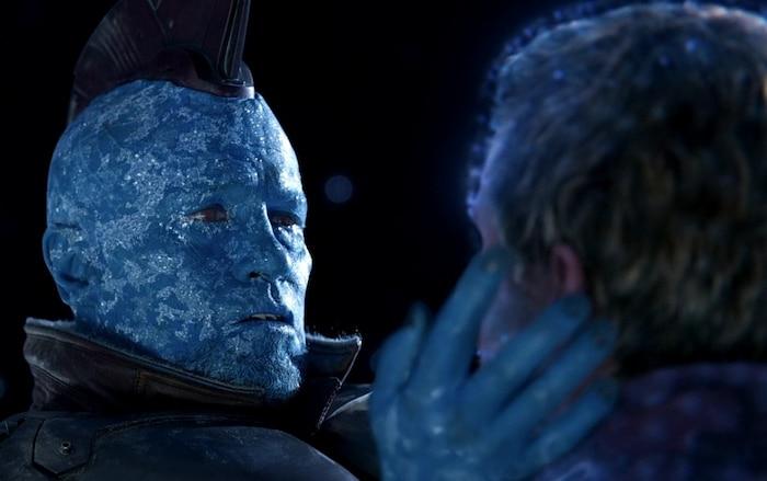 Yondu nhường lại tấm vé sống sót duy nhất cho Star-Lord.
