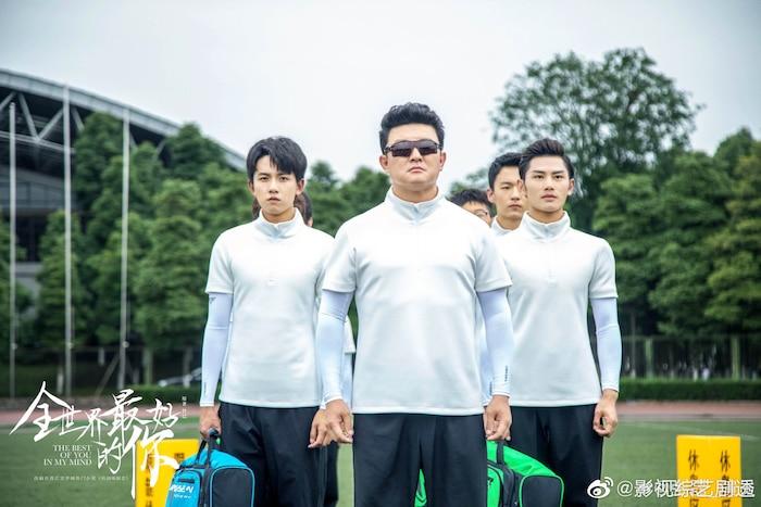 Trương Lỗi: Người thầy quốc dân trong các bộ phim thanh xuân vườn trường Trung Quốc 28