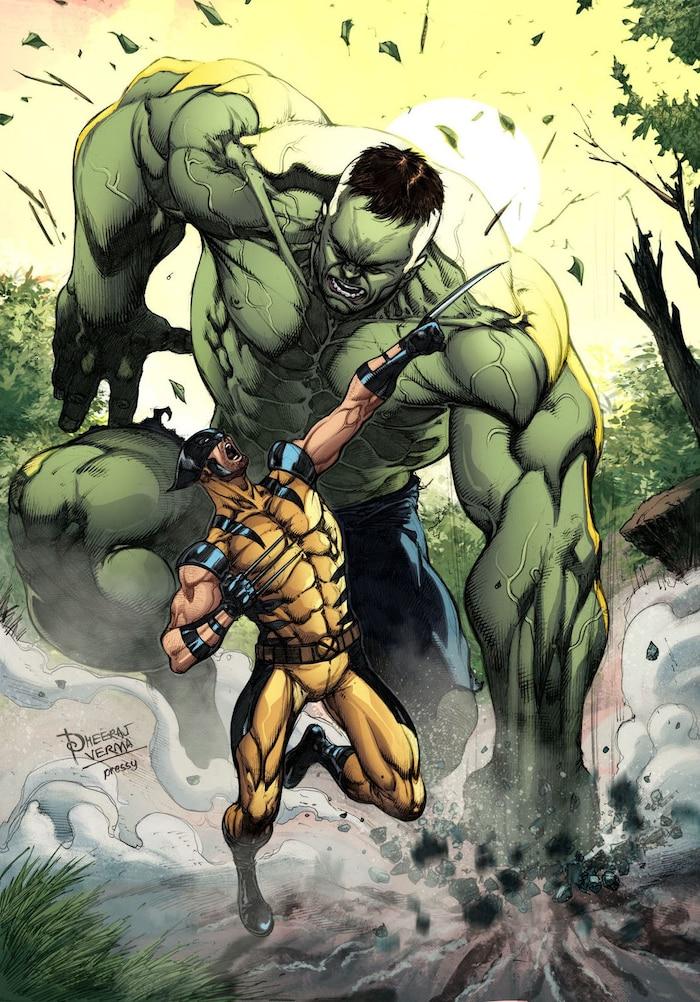 Mark Ruffalo muốn Hulk và Wolverine kết hợp với nhau trong tương lai của MCU! 2