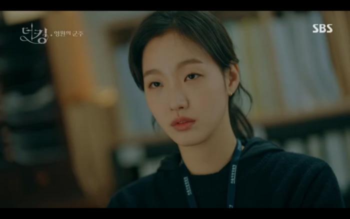 Tae Eul bị thuyết phục trước lời của Lee Gon.