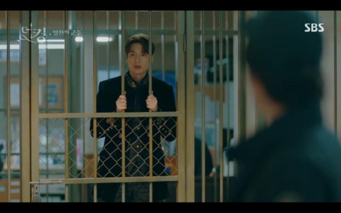 'Quân vương bất diệt' tập 2: Lee Min Ho cầu hôn Kim Go Eun và muốn lập hoàng hậu ngay lập tức? 9
