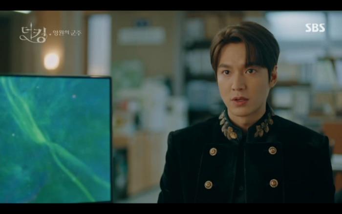 'Quân vương bất diệt' tập 2: Lee Min Ho cầu hôn Kim Go Eun và muốn lập hoàng hậu ngay lập tức? 11