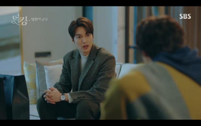 'Quân vương bất diệt' tập 2: Lee Min Ho cầu hôn Kim Go Eun và muốn lập hoàng hậu ngay lập tức? 14