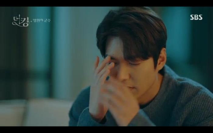 'Quân vương bất diệt' tập 2: Lee Min Ho cầu hôn Kim Go Eun và muốn lập hoàng hậu ngay lập tức? 21