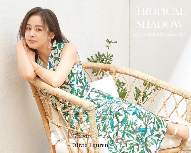 Bị chê tăng cân, Kim Tae Hee tung ngay những khoảnh khắc chứng minh nhan sắc ngày càng lên hương dù đã là 'mẹ hai con' 0