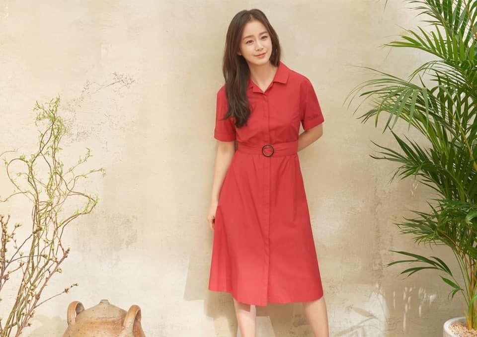 Bị chê tăng cân, Kim Tae Hee tung ngay những khoảnh khắc chứng minh nhan sắc ngày càng lên hương dù đã là 'mẹ hai con' 7