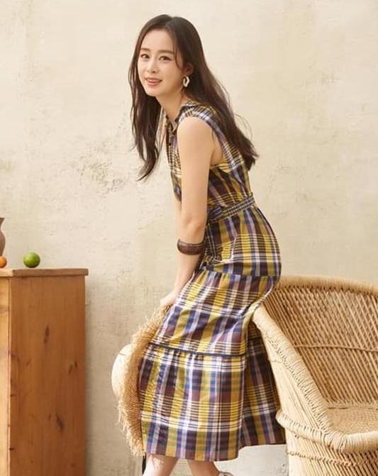 Bị chê tăng cân, Kim Tae Hee tung ngay những khoảnh khắc chứng minh nhan sắc ngày càng lên hương dù đã là 'mẹ hai con' 6