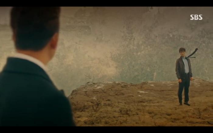 Quân vương bất diệt tập 4: Kim Go Eun 'sốc tận óc' vì nhảy sang thế giới song song của Lee Min Ho? 1