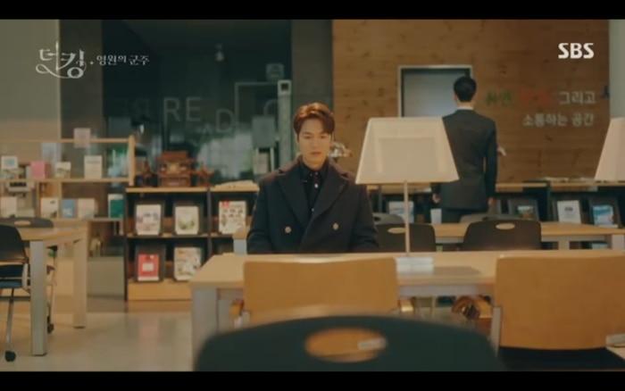 Quân vương bất diệt tập 4: Kim Go Eun 'sốc tận óc' vì nhảy sang thế giới song song của Lee Min Ho? 13